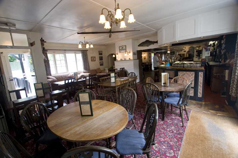 Hare and Hound Pub Sway New forest