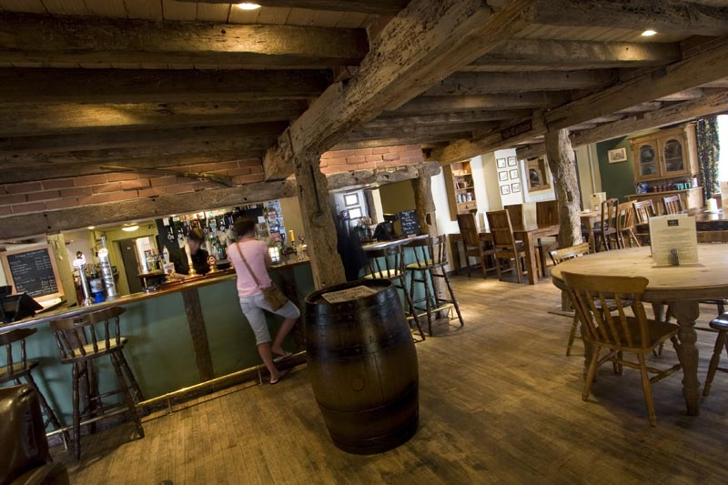 The Smugglers Inn - Milford on Sea - New Forest